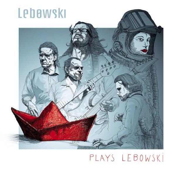 Lebowski plays Lebowski (Okładka)